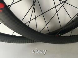 100% Carbon wheel Race Bicycle Wheelset 50mm Carbon Wheels Road Bike Wheel