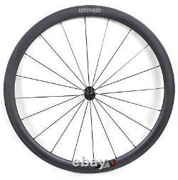 1150g Sapim cx-ray Carbon Tubular Wheels 700C 38mm Road Bicycle UD Matt 23 wide