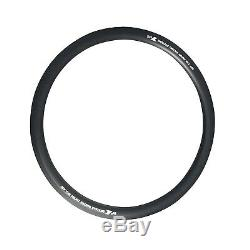 38mm Road Light 25 mm Wide Carbon Clincher 700c Rim 20, 24 or 28H