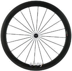 50mm Carbon Wheels 700C Clincher Carbon Wheelset Bicycle/Bike Carbon Road Wheels