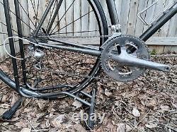 54 cm Trek Carbon Fiber Road Bike Shimano Ultegra Dura Ace 10 Speed Mavic Wheels