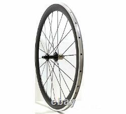 700C 23mm width alloy brake surface carbon wheels 50mm depth road bike wheelset
