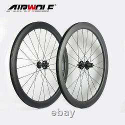 700C 25mm Carbon Road Bike Wheels CX3 Hubs Disc UD Road Carbon Bicycle Wheel set