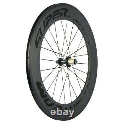 700C Carbon Wheels Clincher 60mm+88mm Road Bicycle Superteam Carbon Wheelset R13