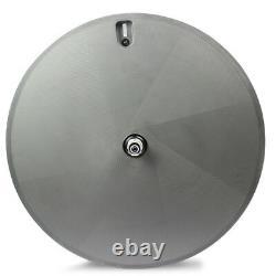 700C Full Carbon Disc Wheel Road Bike Disk Carbon Wheels Rear Bicycle Wheel
