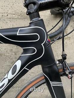 7,2 kg! BASSO ASTRA CARBON Rennrad Campagnolo Chorus 11 EURUS wheels Roadbike