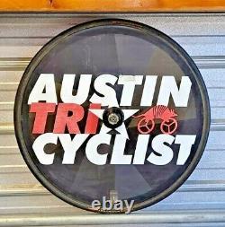American Classic Disc Wheel Carbon Tubular Road Bike Disc Wheel 700c