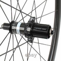Bontrager Aeolus 3 D3 Carbon Rear Road Wheel // 700c Clincher Shimano 10/11