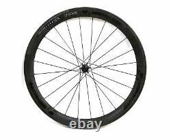 Bontrager Aeolus 5 Carbon Fiber Road Bike Rear Wheel 700c 11 Speed Tubeless QR