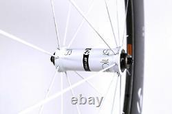 Bontrager Aeolus 9 700C Carbon Road Bike Front Wheel Clincher QR with Bag