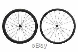 Bontrager Aeolus Pro 3/5 TLR Road Bike Wheel Set 700c Carbon Clincher Shimano 11
