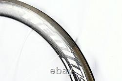 Bontrager HED Aeolus 5.0 Carbon Front Wheel 700C Clincher 50mm Deep Road Bike
