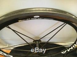 CORIMA 2019 MCC WS+ 47mm Wheel set 700c Carbon Fibre Tubular Road Racing Cycling