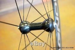 Campagnolo Bora Ultra Carbon Tubular Wheelset 11 SPEED 700c Road Bike Wheels