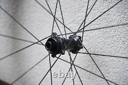 Cannondale HollowGram SL 64 KNOT Carbon Disc Thru Axle Road Bike 700c Wheel Set