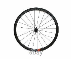Cannondale Hollowgram Road Bike Front Wheel 700c Tubeless Carbon Disc Brake