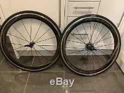 Carbon Wheels Dura Ace Tubes Tyres Road Bike Wheelset Zipp Cosmic Clincher 11sp