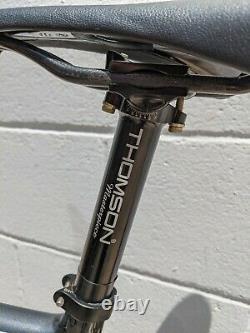 Cervelo R5 56cm Road Bike Sram Red Group, Dura Ace Carbon Clincher wheels