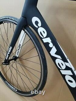 Cervelo S5 Road Racing Bike Frameset Size 54 (no wheels)