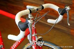 Clean Kestrel 200 SCI Carbon Shimano Dura Ace 7700 Road Bike Spynergy Wheels