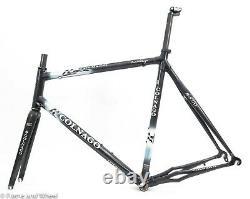 Colnago C50 62 B Stay carbon frameset black Italian BB traditional geometry road