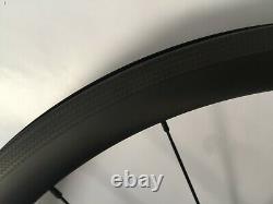 DT350s Hub Carbon Wheels 40mm Depth Hookless Road Bike Race Cycle Wheelset 700C