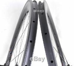 DT Swiss 350 Sapim Carbon Wheel 38mm Clincher Road Bike 700C UD Matt Rim 25mm