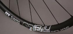 DT Swiss GR 1600 Road CX Gravel Bike Disc Brake Front Wheel Convertible Hub NIB