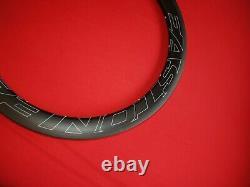 Easton EC90 Aero CL Carbon Road Rim Tubeless 16H Hole Rim Brake NEW SRP £650