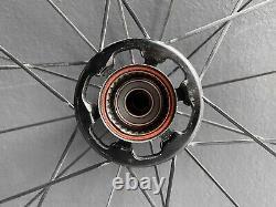 Easton EC90 SL R4 Carbon Clincher Rear Wheel 700c Road Bicycle 784g Rim Brake