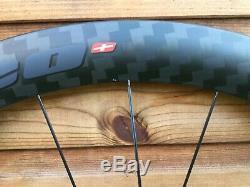 Edco Umbrial AeroSport Carbon Disc Road wheels wheelset Shimano/Sram RRP £2000