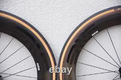 Enve SES 7.8 Carbon Rim Brake QR Road TT Tri Bike 700c Clincher Wheel Set Wheels
