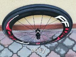 FFWD F6R Carbon Tubular Road Rear Wheel