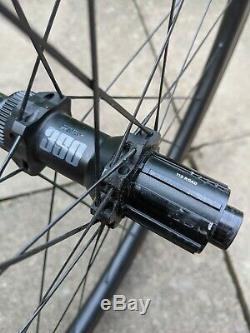 Fast Forward Wheels (FFWD) F4D Tubeless 45mm Carbon Road Wheelset Disc Brake