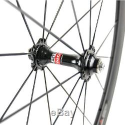 Front 50mm Rear 88mm Carbon Road Wheels Race Bicycle Carbon Wheelset Chinese