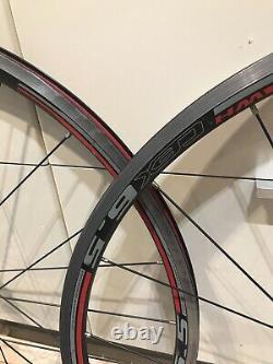 Fulcrum CEX6.5 aluminium wheels 700c 11 speed road race bike