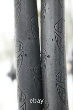 Fulcrum Racing Zero 700c Road Bike Clincher Alloy & Carbon Wheelset & Tires C15