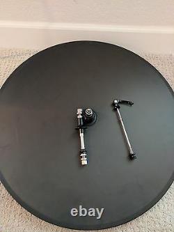 Full carbon disc rear wheel tubular 2-1 for road/track/TT bike 11s