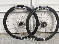 Giant SLR1 Carbon Disc Road Wheels 1590g