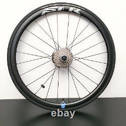 Giant SLR1 Carbon Rear Road Bike Wheel 700c SLR 30mm Disc Brake for PARTS