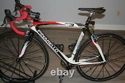 Great Condition 2009 Pinarello FP3 Carbon Road Bike with Dura Ace Mavic Wheels