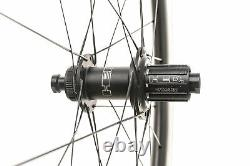 HED Jet 9+ Road Bike Rear Wheel 700c Carbon/Alloy Clincher Shimano 11s