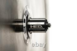 HED Jet Disc Road Bike Rear Wheel 700c Carbon Alloy Clincher Shimano 11 Speed