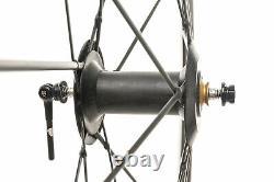 Lightweight Standard III C Road Bike Wheel Set 700c Carbon Clincher Shimano 10s