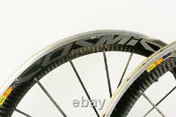MAVIC COSMIC SLR SSC TUBULAR 700c 28 wheels road bike carbon aero lightweight