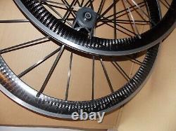 Mavic Cosmic Carbone SLR Road Wheelset Wheels Shimano Sram