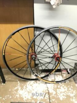Mavic Ksyrium ES SL aluminium wheels 700c 11 speed road race bike #1