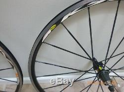 Mavic Ksyrium SSC Road 700c Shimano 10/11 Wheel Set