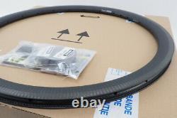 New! Mavic CXP Pro Carbon UST 700 Road Bicycle Clincher Rim 24H Black Tubeless