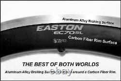 Nib Front Easton Ec70 Sl Rim 20h 768686860058 8005979 Carbon Fiber Road Wheel